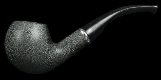 Wood Pipe w/ Black Wood Finish