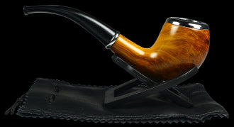 Woodgrain Sherlock Wood Pipe
