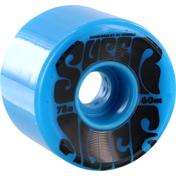 OJ III SuperJuice Wheels 78A 60mm