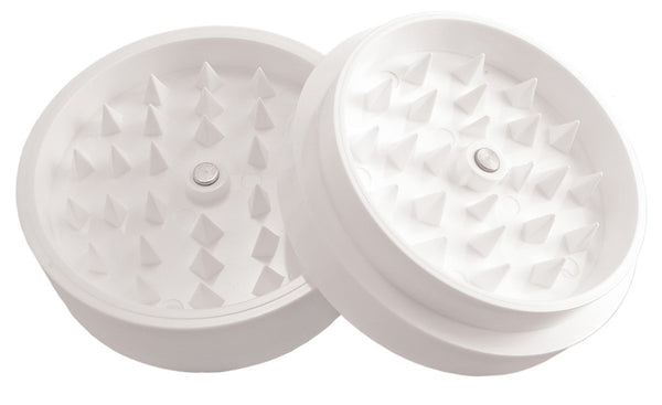 "2.2"" Acrylic 2pc Grinder w/Magnet"