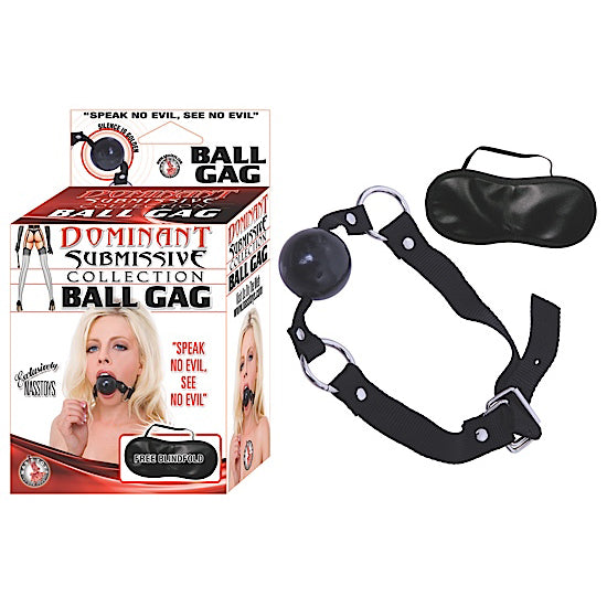 Dominant Submissive Collection Ball Gag