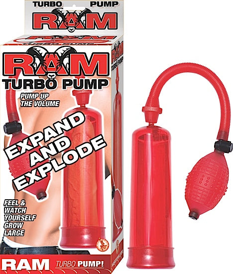 Ram Turbo Pump - Red