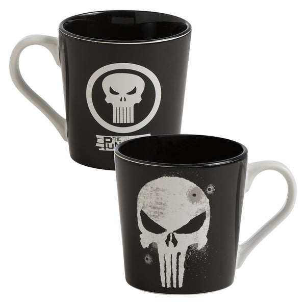 Marvel Punisher 12 oz. Ceramic Mug
