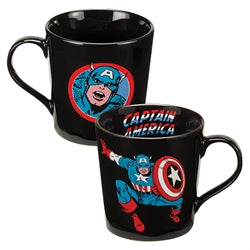Marvel Captain America 12 oz. Ceramic Mug