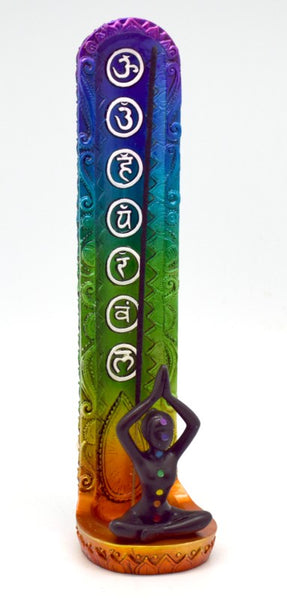 Chakra Colored Incense Burner