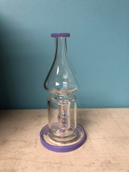 Purple Water Pipe