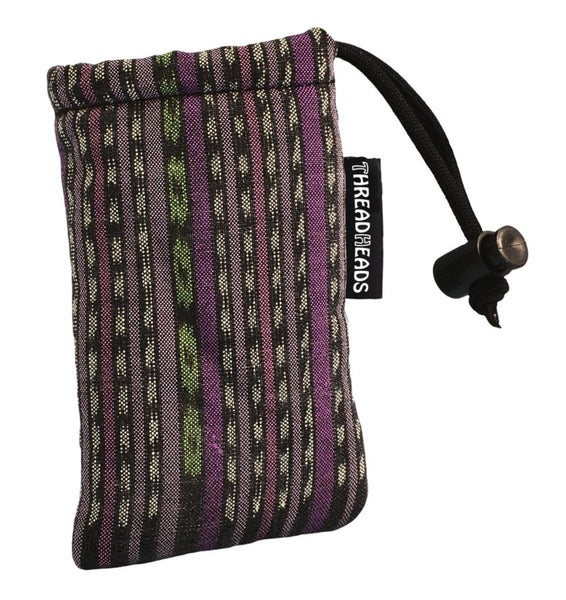 Drawstring Padded Pouch by ThreadHeads - Asst. Sizes