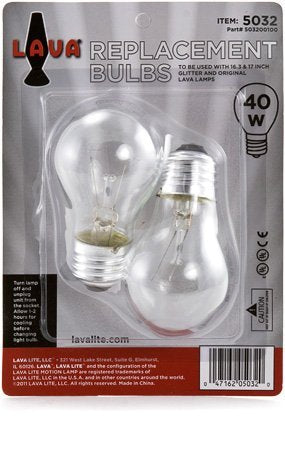 Lava Lamp Replacement Bulbs