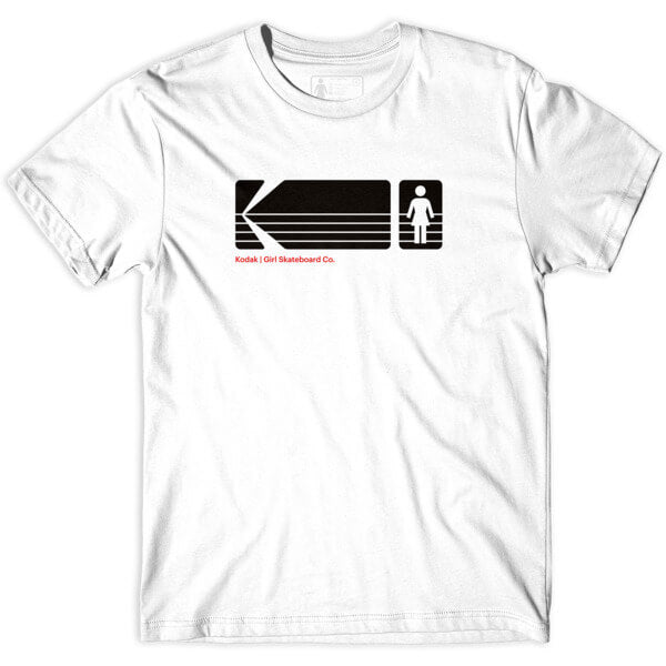 Girl Skateboards - Kodak Heritage T-Shirt - XL