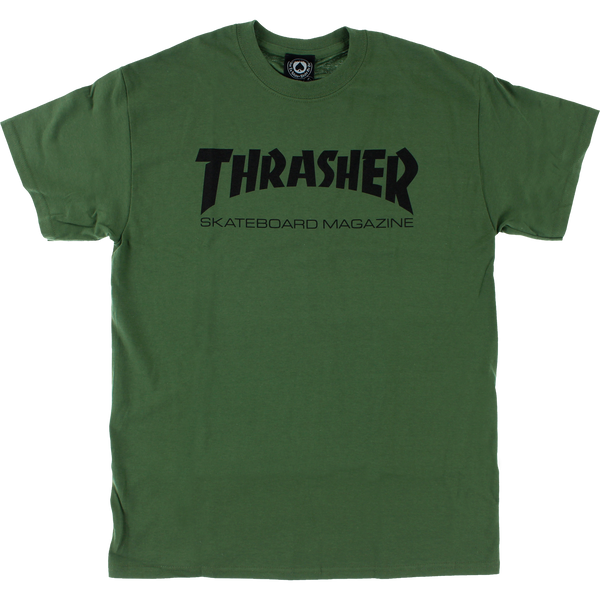 Thrasher Mag Logo T-Shirt - Multiple Colors / Sizes