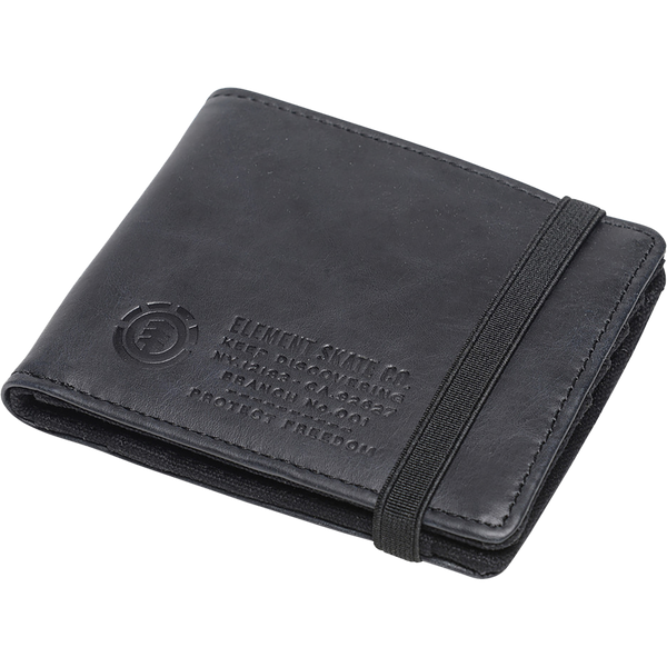 Element - Endure Wallet - Black