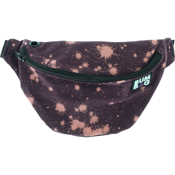 Bumbag Basic Fanny Pack - Jackson Purple/Bleach Dye