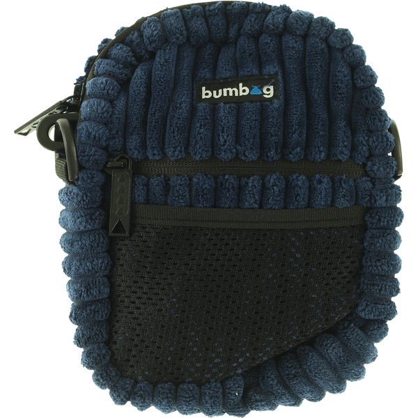 Bumbag Big Willie Compact Bag - Navy Corduroy