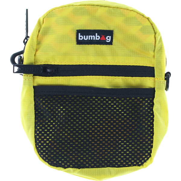 Bumbag Compact Bag - Galactic Yellow
