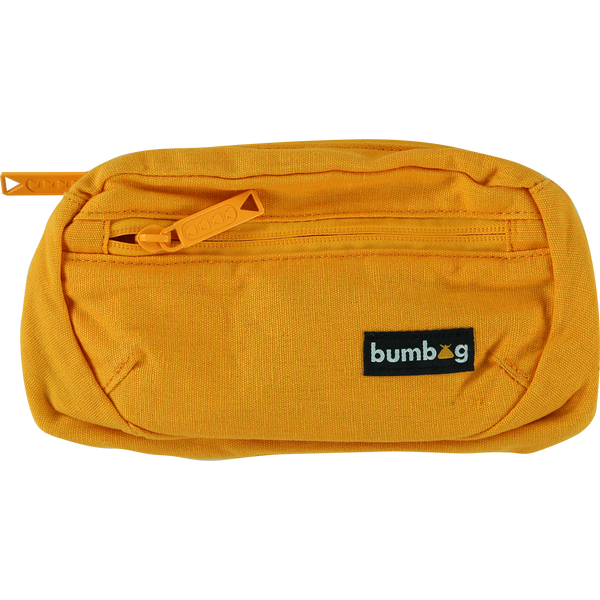 Bumbag Mini - Orange w/Corduroy Interior