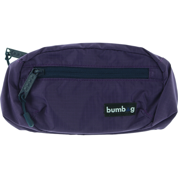 Bumbag Mini - Sherwood Purple Nylon Ripstop