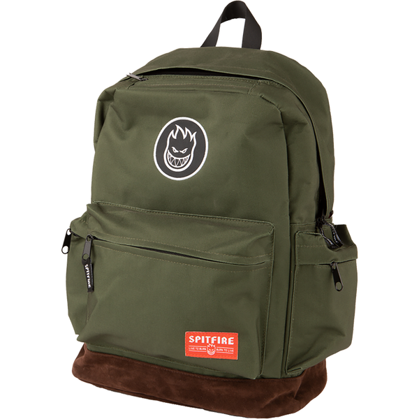 Spitfire - Eternal Backpack Bag - Army / Brown