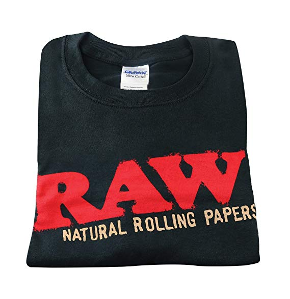 Raw T-Shirt -  Black or Tan