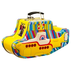 The Beatles Yellow Submarine Tin Tote