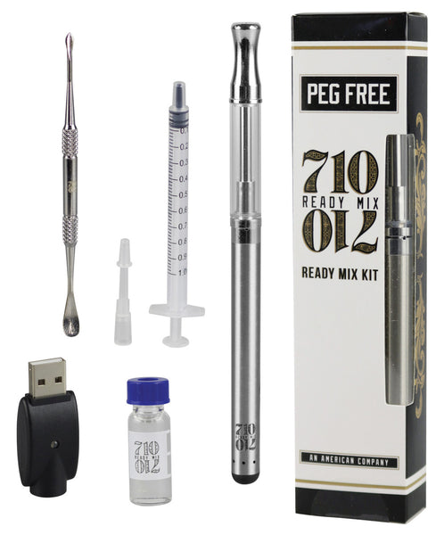 710 Ready Mix Kit - Vape Pen, Solution, Syringe