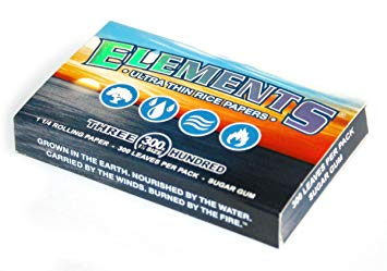 Elements Rolling Paper - 300s -  1-1/4 size