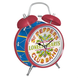 The Beatles Sgt Pepper's Twin Bell Alarm Clock