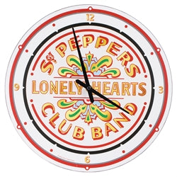The Beatles Sgt Pepper's 13.5 Wall Clock