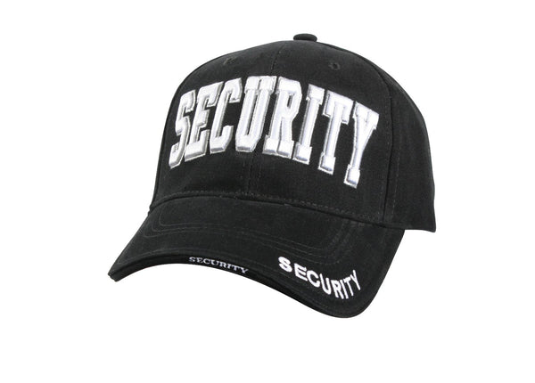 Rothco Security Deluxe Low Profile Hat