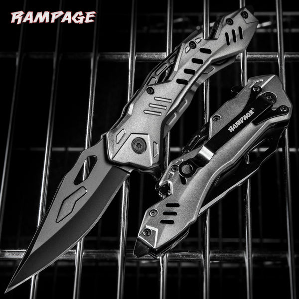 Rampage Atomica Assisted Opening Pocket Knife