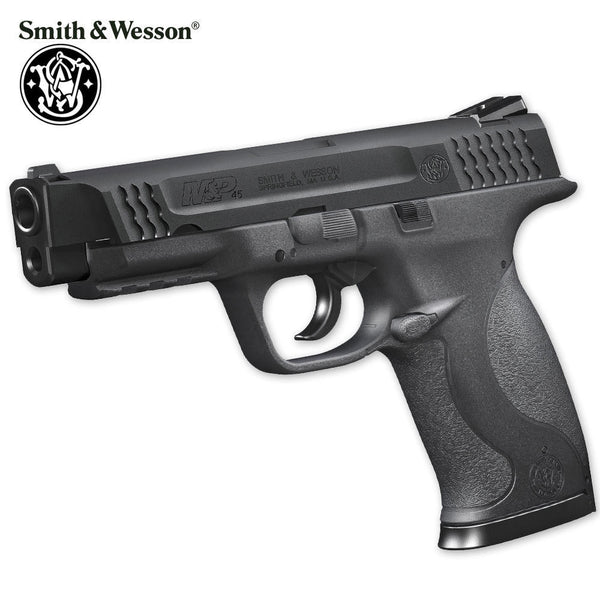 Smith & Wesson M&P CO2 Black Pellet Pistol