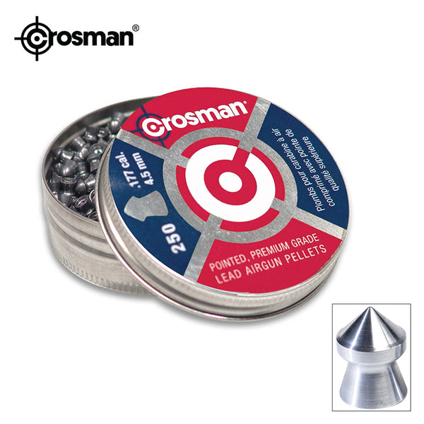 Crosman Pointed .177 Caliber Pellets