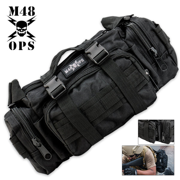 M48 OPS Tactical Response Pack