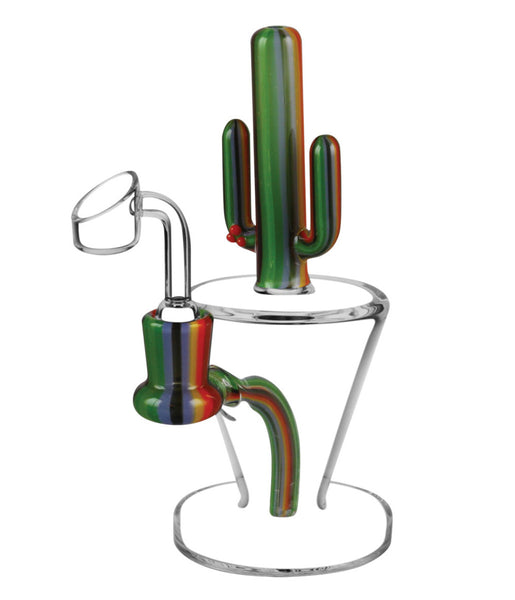 "Cactus UV Water Pipe - 6"" / 14mm Female"