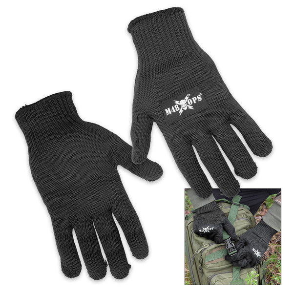 M48 Cut Resistant Kevlar Gloves