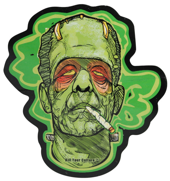 "Frankenstoned Sticker - 4.65""x5"""