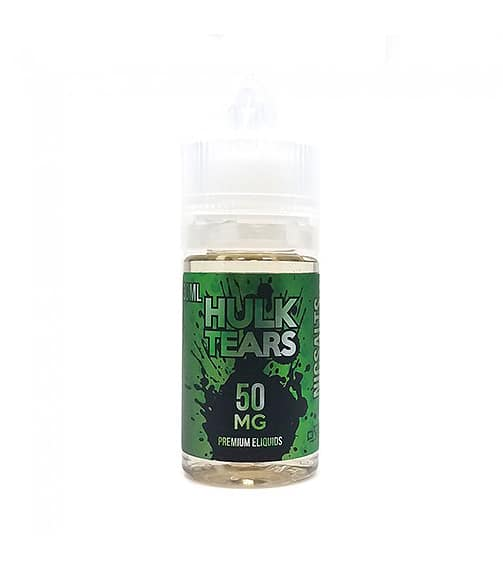 Mighty Vapors - Hulk Tears Vaporizer E-Juice