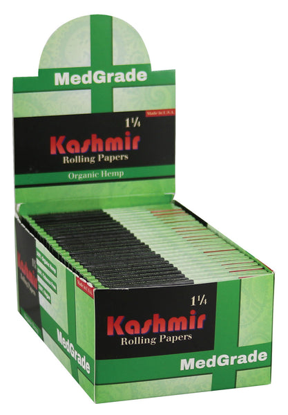 Kashmir MedGrade Rolling Papers - 1 1/4""