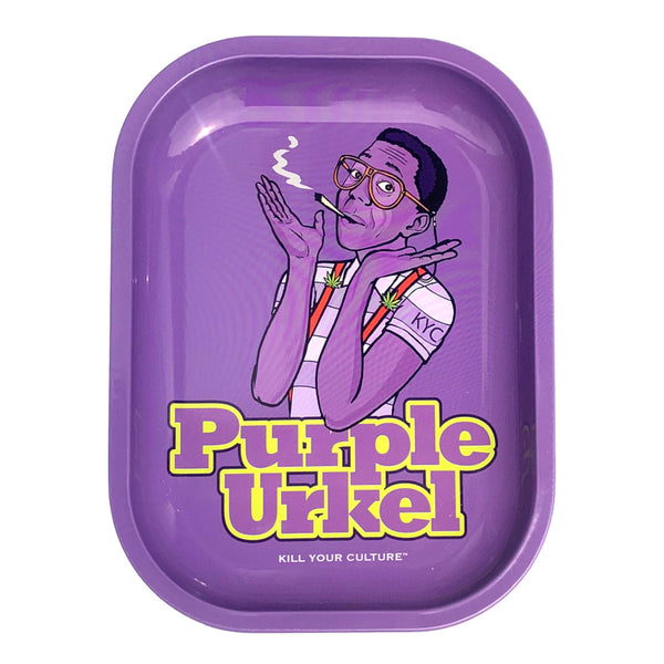 Kill Your Culture Rolling Tray | Purple Urkel