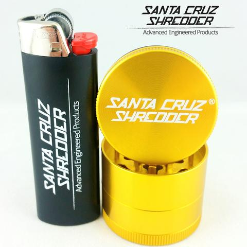 Santa Cruz Shredder 4pc Grinders