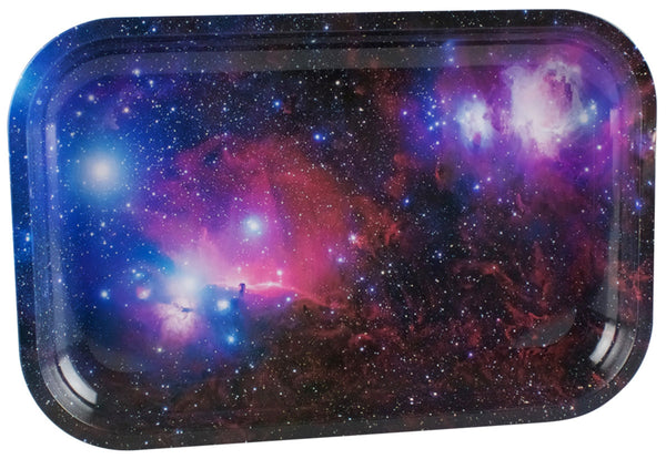Metal Rolling Tray - Galaxy