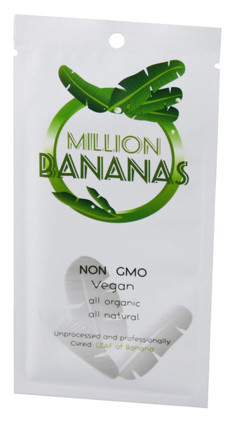 Million Bananas Natural Leaf Wraps