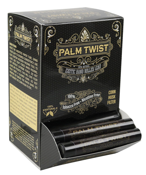 Palm Twist Hand Rolled Leaf - Slim
