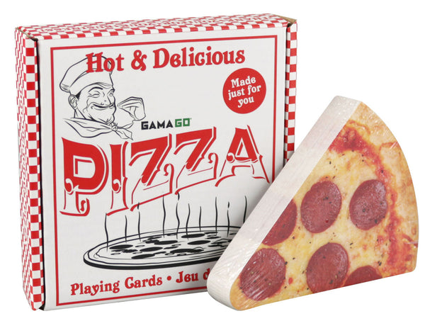 "Pizza Playing Cards - 3.5""x4"""