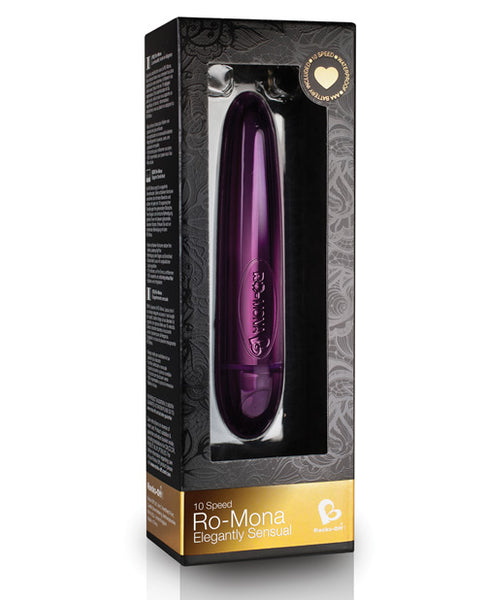 Rocks Off RO-Mona - Purple Vibe Wand