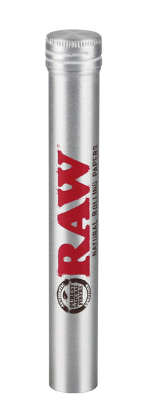 Raw Cone Metal Tube - Aluminum / Kingsize Slim