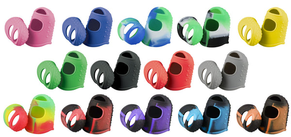 Silicone Finger Sleeve Set -Index / Thumb