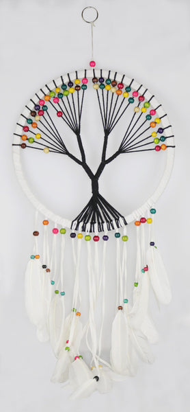 Tree of Life Dreamcatcher - 12""