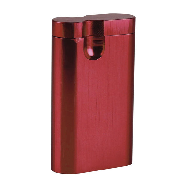 "Aluminum Smoke Stopper Dugout - 3"" - Assorted Colors"