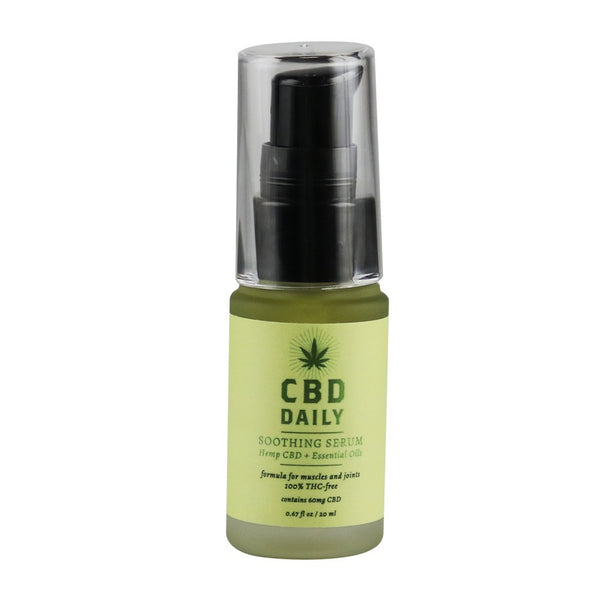 CBD Daily - Soothing Serum Oil w/ Hemp CBD
