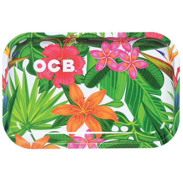 OCB Rolling Trays - Tropical
